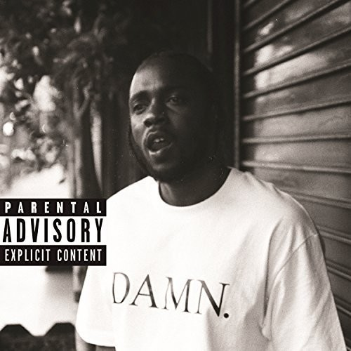 Kendrick Lamar - Damn. Collectors Edition.