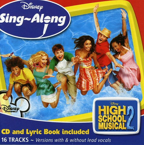 Disney Singalong-High School Musical 2 [Import]