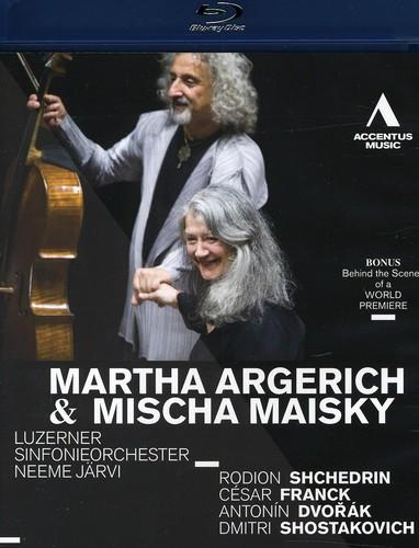 Martha Argerich & Mischa Maisky