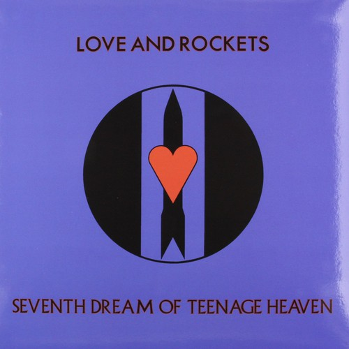 LOVE & ROCKETS - Seventh Dream Of Teenage Heaven (Blue) [Limited Edition]