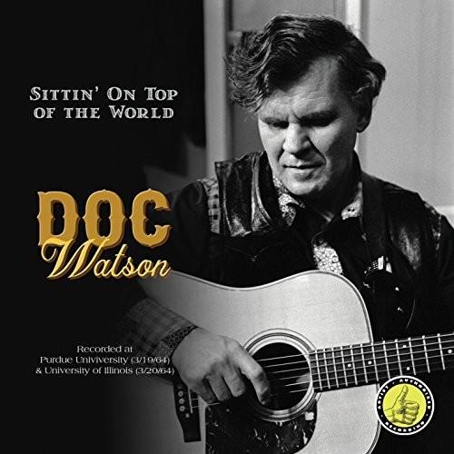 Doc Watson - Sittin' On Top Of The World