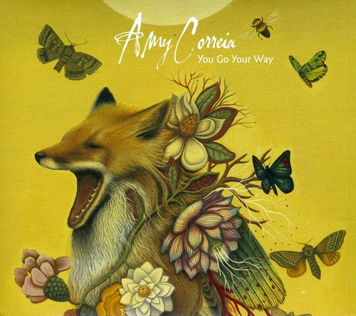 Amy Correia - You Go Your Way [Digipak] [With Poster]