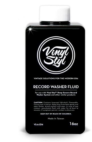 - Vinyl StylT Record Washer Fluid 16oz