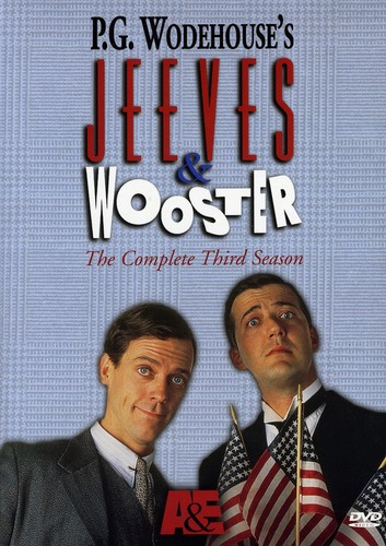 Jeeves & Wooster: Complete 3 Season