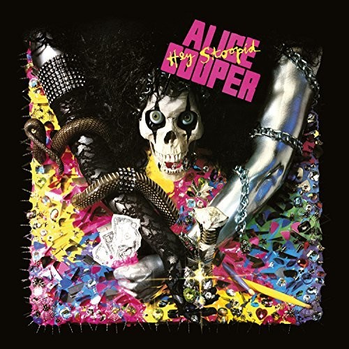 Alice Cooper - Hey Stoopid [Import LP]