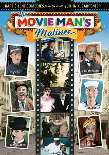 The Movie Man's Matinee