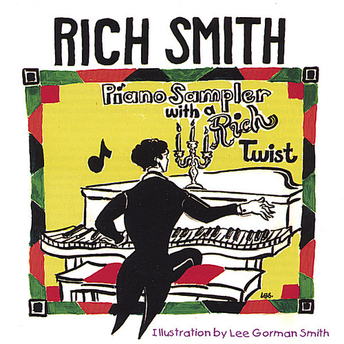 Piano Sampler with a Rich Twist