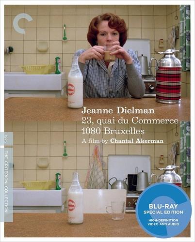 Jeanne Dielman, 23, Quai Du Commerce, 1080 (Criterion Collection)