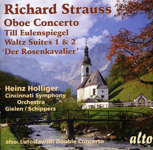 Double Concerto for Oboe & Harp