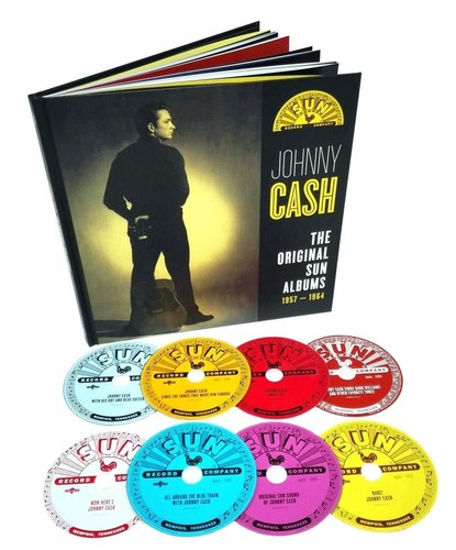 Original Sun Albums 1957-1964 [Import]