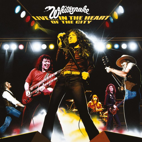 Whitesnake - Live in the Heart of the City