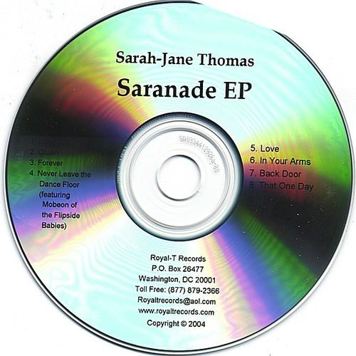 Saranade LP