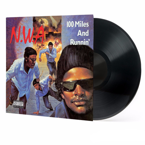 N.W.A. - 100 Miles and Runnin