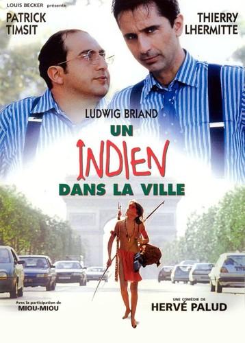 Un Indien Dans la Ville [Import]