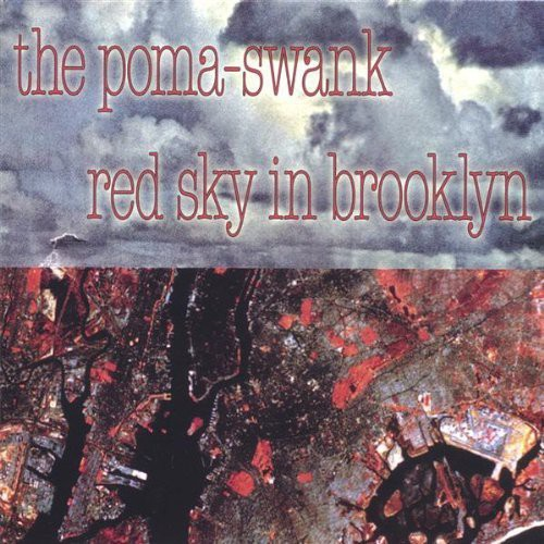 Red Sky in Brooklyn