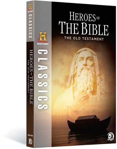 History Classics: Heroes Of The Bible: The Old Testament