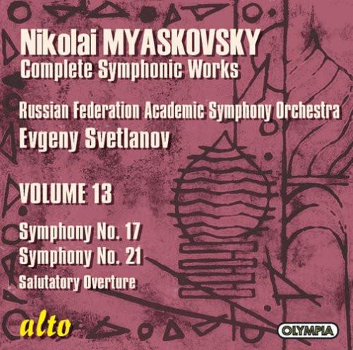 Symphonies 17 & 21