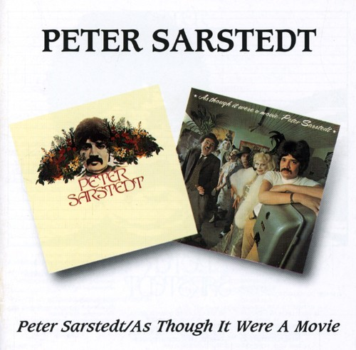 Peter Sarstedt /  As Through It Were a Movie [Import]