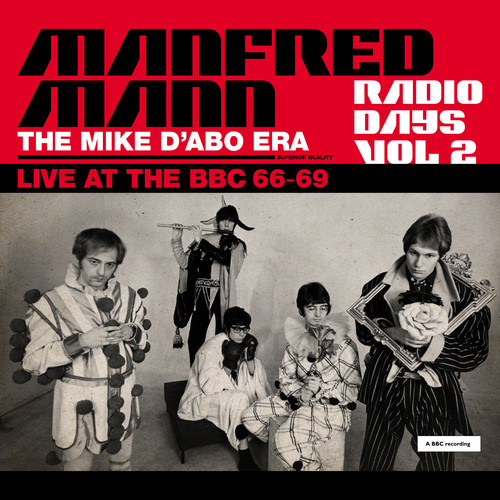 Manfred Mann - Radio Days Vol. 2: Live At The Bbc 1966-69