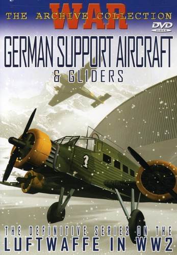 German Support Aircraft & Gliders