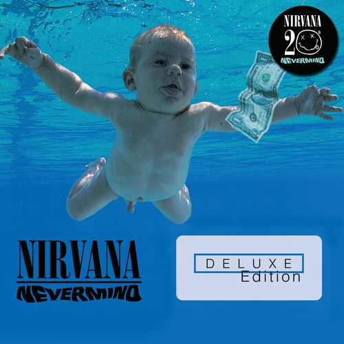 Nirvana - Nevermind [2 CD Deluxe Edition]