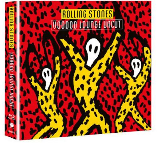 The Rolling Stones - Voodoo Lounge Uncut [2CD/Blu-ray]