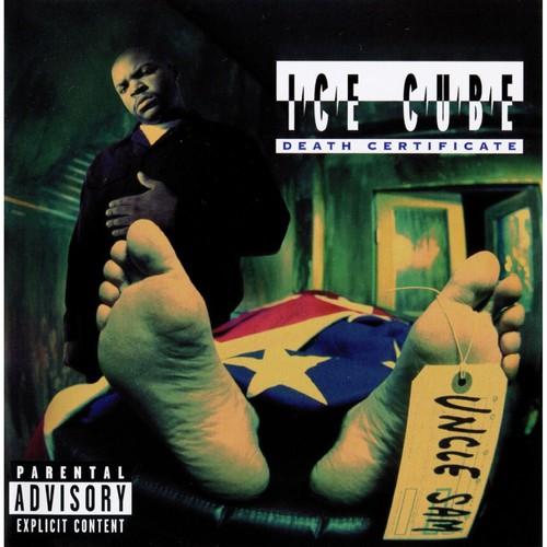 Ice Cube - Death Certificate [Vinyl]