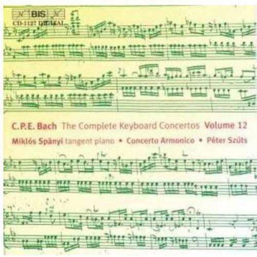 Complete Keyboard Concertos 12
