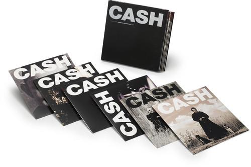American Recordings Vinyl Box Set