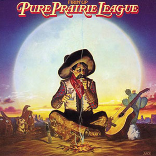 Pure Prairie League - Firin Up (Uk)