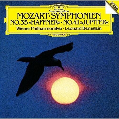 Mozart: Symphonies No.35 Haffner