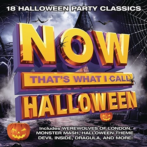 Now That's What I Call Music! - Now That's What I Call Halloween