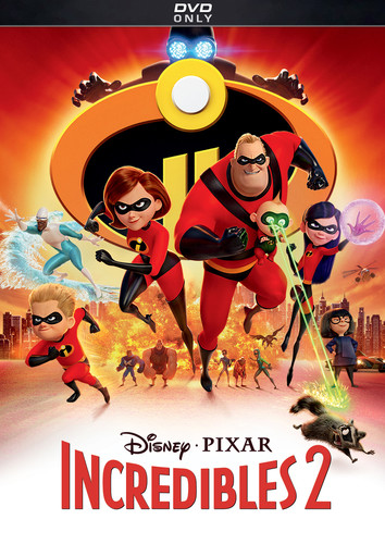 The Incredibles [Movie] - Incredibles 2