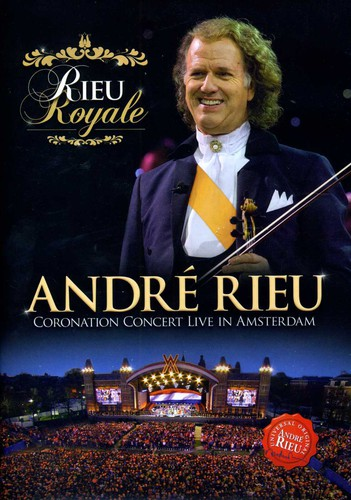 Rieu Royale: Live [Import]