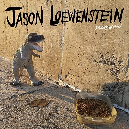 Jason Loewenstein - Spooky Action [Import Limited Edition Colored LP]
