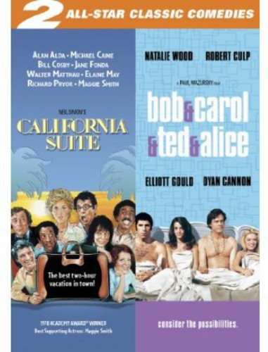All-star Classic Comedies Double Feature