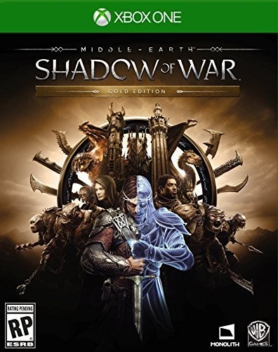 Middle-Earth: Shadow of War - Gold Edition for Xbox One
