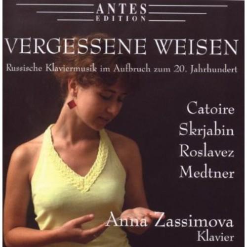 Vergessene Weisen: Forgotten Melodies