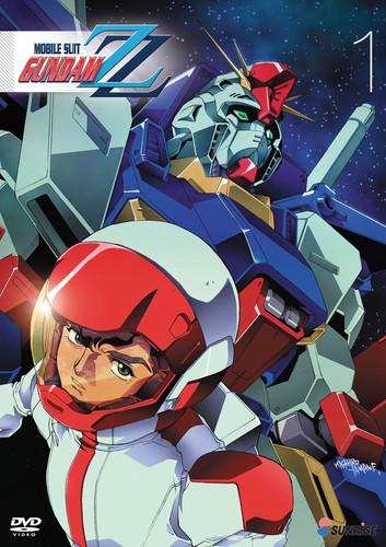 Mobile Suit Gundam ZZ Collection 1