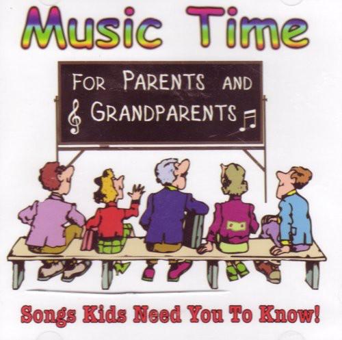 Classic Music Time for Parents & Grandparents-55 C