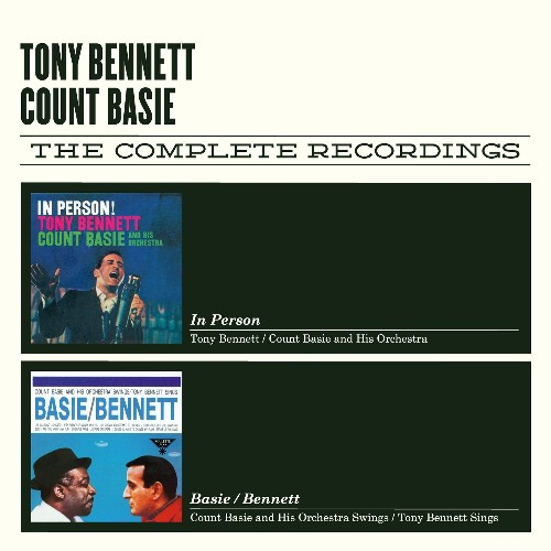 Tony Bennett & Count Basie - Complete Recordings [Import]