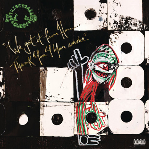 A Tribe Called Quest - We got it from Here... Thank You 4 Your service [Vinyl]