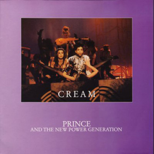 Prince - Cream [12in Vinyl Single]