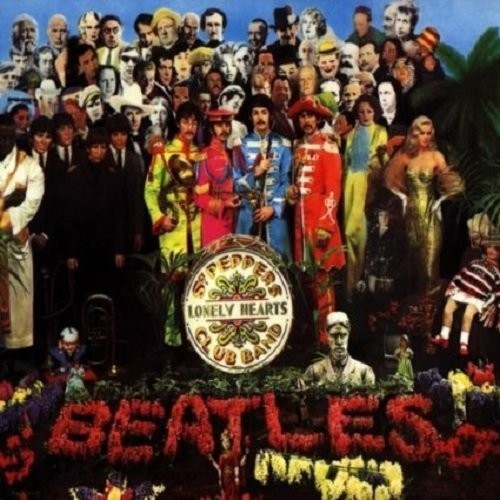 The Beatles - Sgt. Pepper's Lonely Hearts Club Band [2017 Stereo Mix LP]