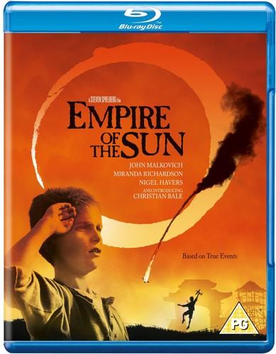 Empire of the Sun (1987) (UK Edition)