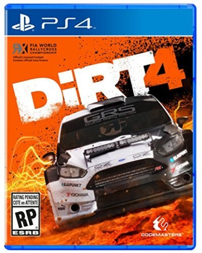 Dirt 4 for PlayStation 4