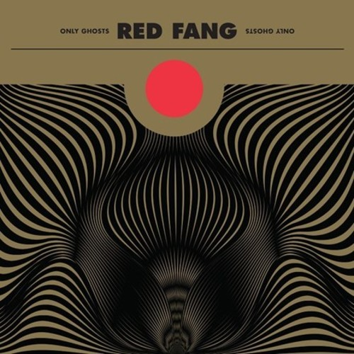 Red Fang - Only Ghosts [Indie Exclusive Gold Vinyl]