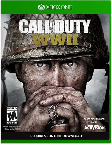 Xb1 Call of Duty: Wwii - Call of Duty: WWII for Xbox One