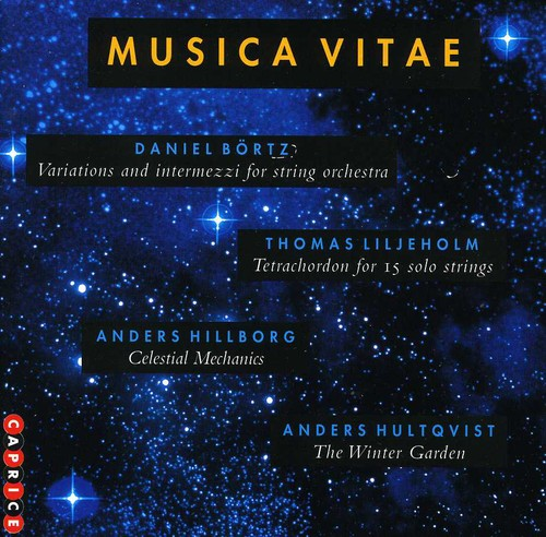 Swedish Orchestral Music for Strings