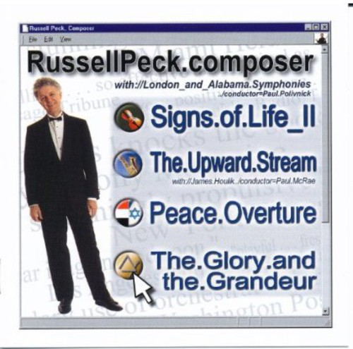 Orchestral Music of Russell Peck